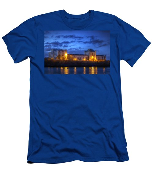 Portsmouth Naval Prison Men's T-Shirt (Athletic Fit)