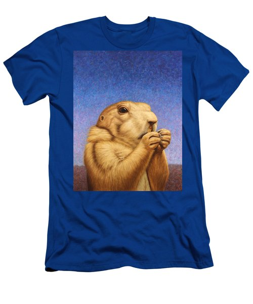 Prairie Dog Men's T-Shirt (Athletic Fit)