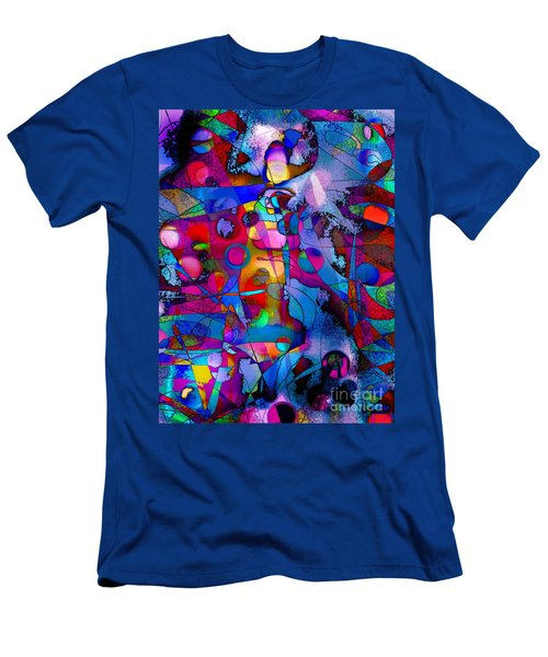 Prism K.w.two Men's T-Shirt (Athletic Fit)