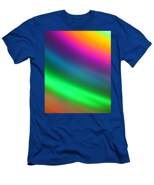 Prismatic Men's T-Shirt (Athletic Fit)