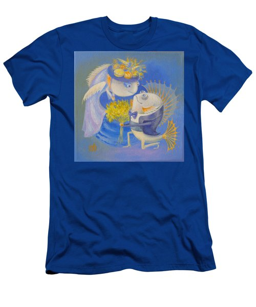 Proposal Men's T-Shirt (Athletic Fit)