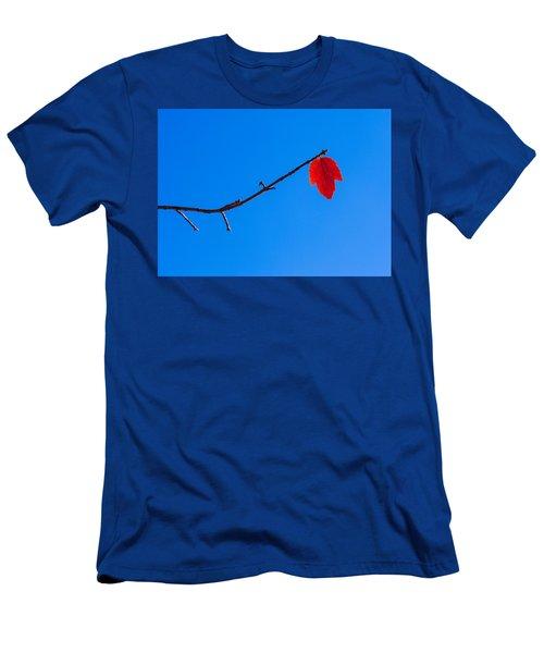 Red Leaf - Arboretum - Madison Men's T-Shirt (Athletic Fit)