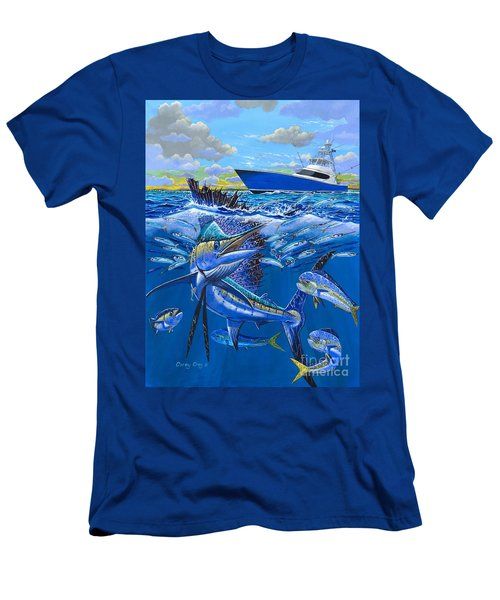 Reef Sail Off00151 Men's T-Shirt (Athletic Fit)
