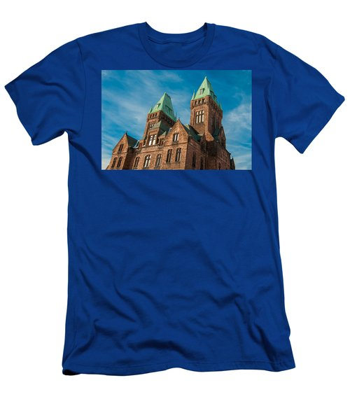 Richardson Complex 3d21972 Men's T-Shirt (Athletic Fit)