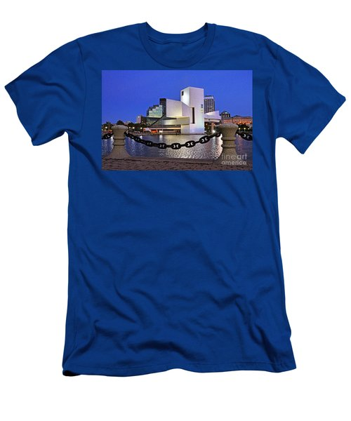 Rock And Roll Hall Of Fame - Cleveland Ohio - 1 Men's T-Shirt (Athletic Fit)