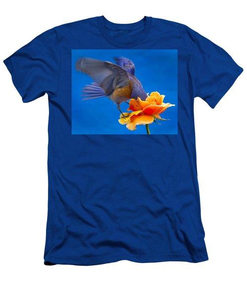 Rose Excavation Men's T-Shirt (Athletic Fit)
