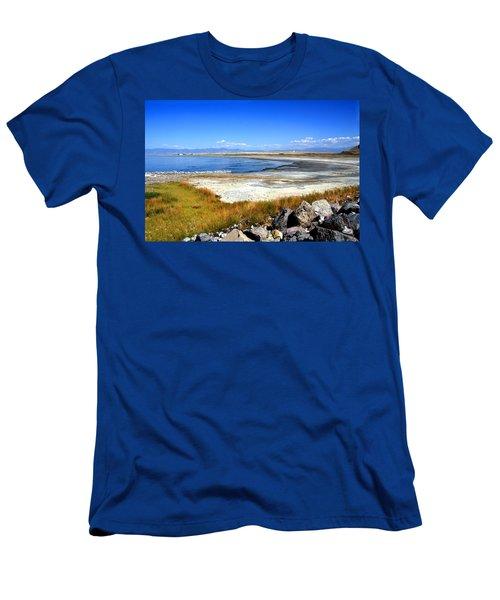Salt Lake Utah Men's T-Shirt (Athletic Fit)