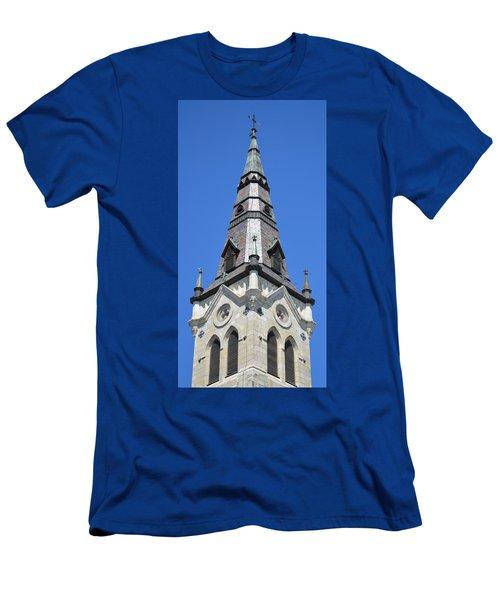 San Antonio Chuch 01 Men's T-Shirt (Athletic Fit)
