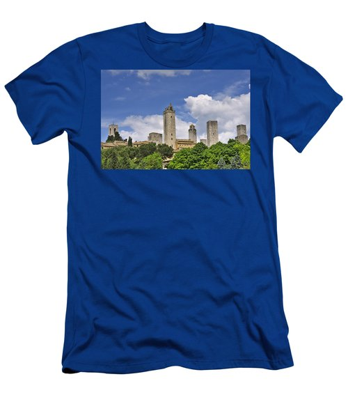 San Gimignano Men's T-Shirt (Athletic Fit)