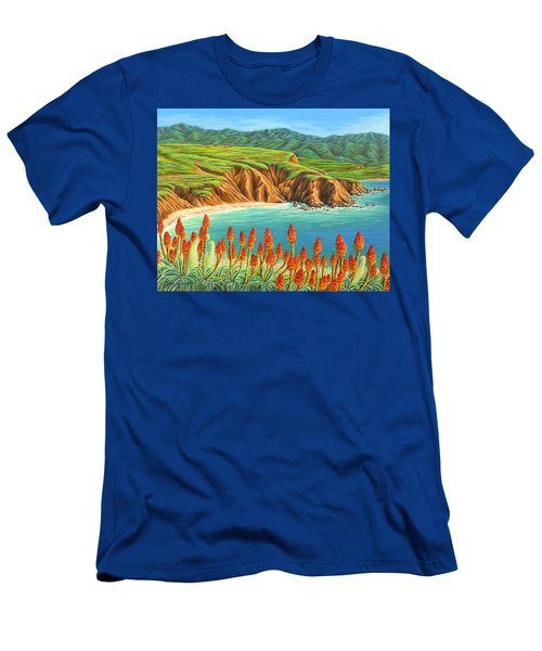 San Mateo Springtime Men's T-Shirt (Athletic Fit)