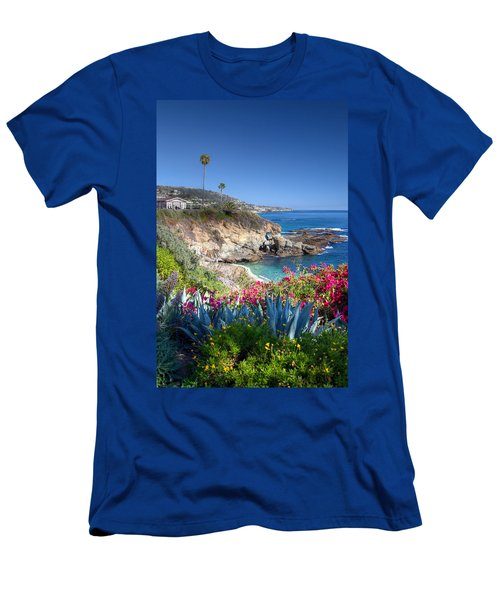 Sea Arch At Montage Resort Men's T-Shirt (Athletic Fit)
