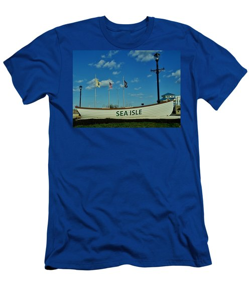 Sea Isle City Men's T-Shirt (Athletic Fit)