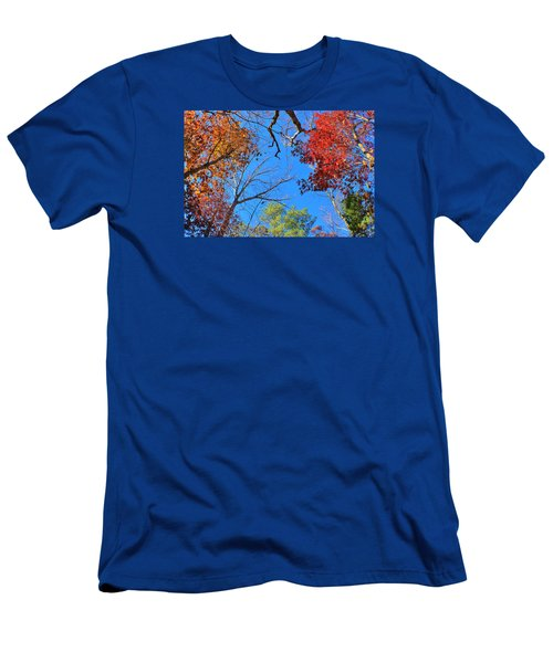 Seasons Men's T-Shirt (Athletic Fit)