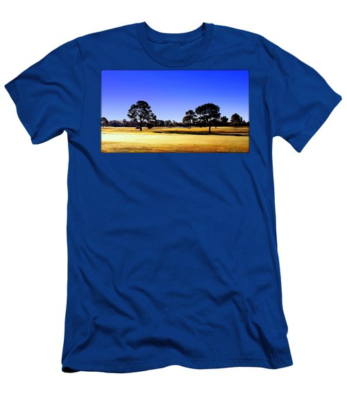 Men's T-Shirt (Slim Fit) featuring the photograph Serendipity by Faith Williams
