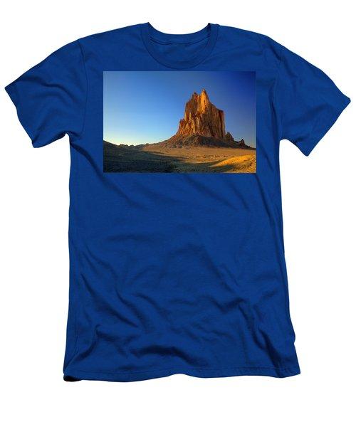Shiprock Sunset Men's T-Shirt (Athletic Fit)