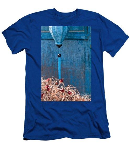 Silk Lantern 03 Men's T-Shirt (Athletic Fit)