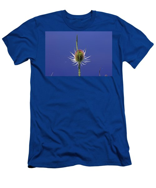 Single Teasel Men's T-Shirt (Athletic Fit)