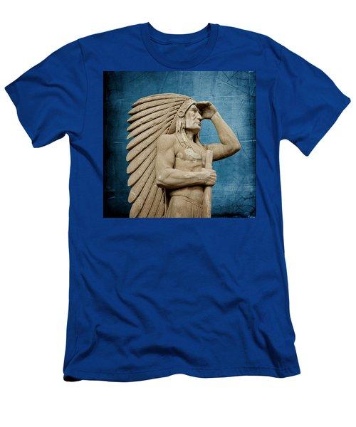Sioux Lookout Men's T-Shirt (Athletic Fit)