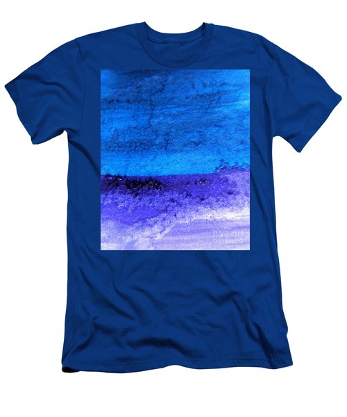 Something Blue Men's T-Shirt (Athletic Fit)
