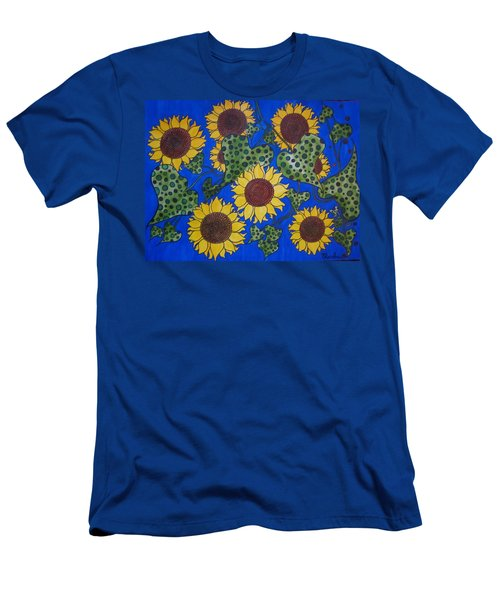 Spot On Men's T-Shirt (Athletic Fit)