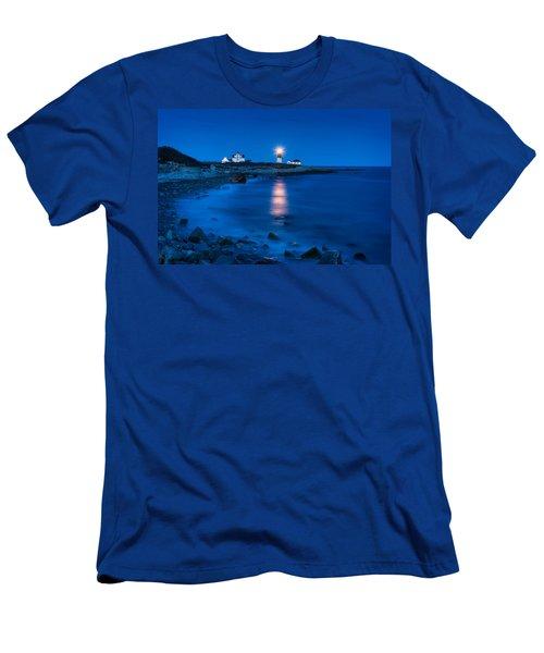 Star Beacon Men's T-Shirt (Athletic Fit)