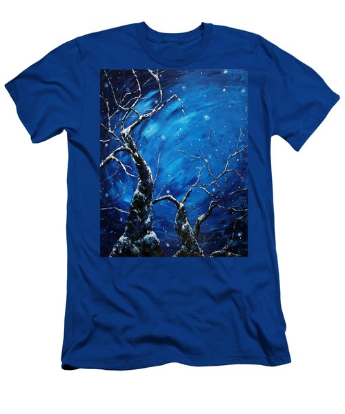 Stargazer Men's T-Shirt (Athletic Fit)