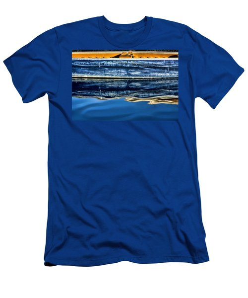 Summer Fun Men's T-Shirt (Slim Fit) by Tammy Espino