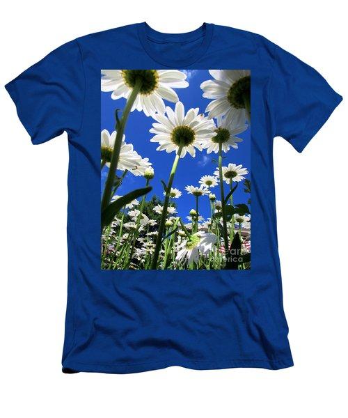 Sunny Side Up Men's T-Shirt (Slim Fit)