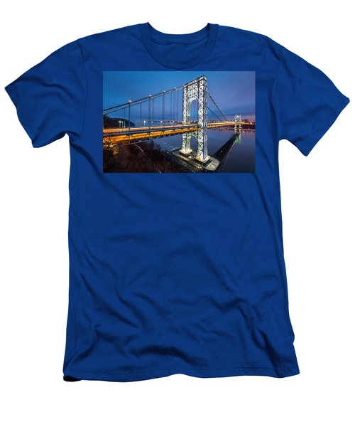 Super Bowl Gwb Men's T-Shirt (Athletic Fit)