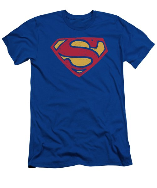 Superman - Super Rough Men's T-Shirt (Athletic Fit)