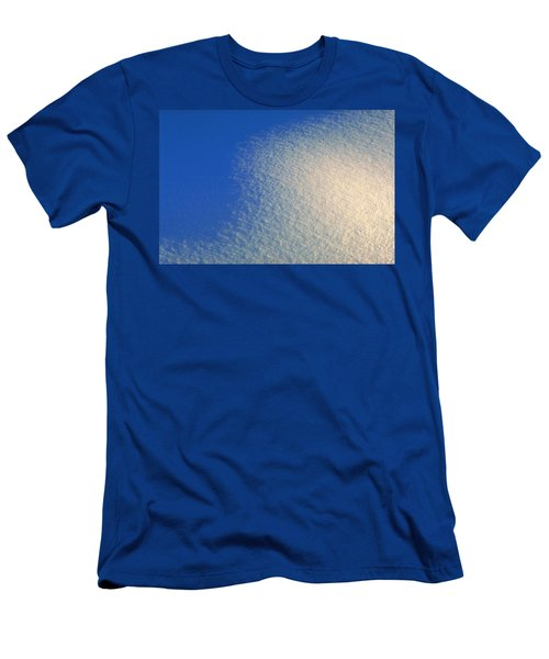 Men's T-Shirt (Slim Fit) featuring the photograph Tao Of Snow by Mark Greenberg