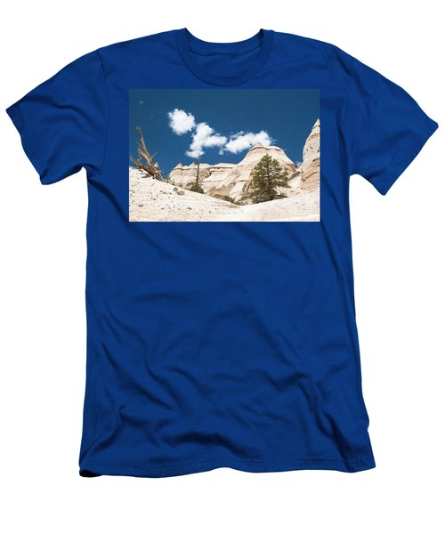 High Noon At Tent Rocks Men's T-Shirt (Athletic Fit)