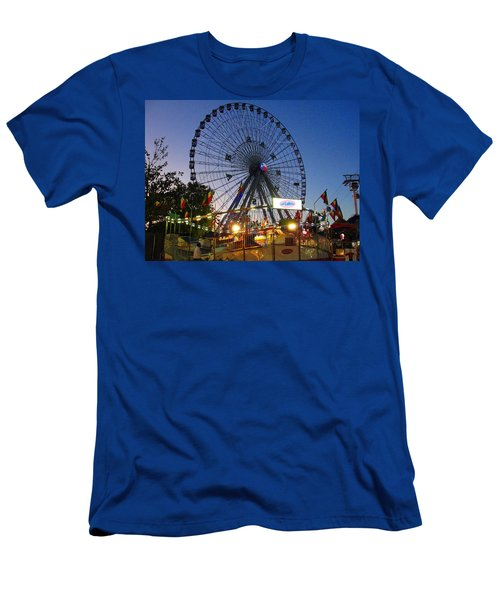 Texas State Fair Men's T-Shirt (Athletic Fit)