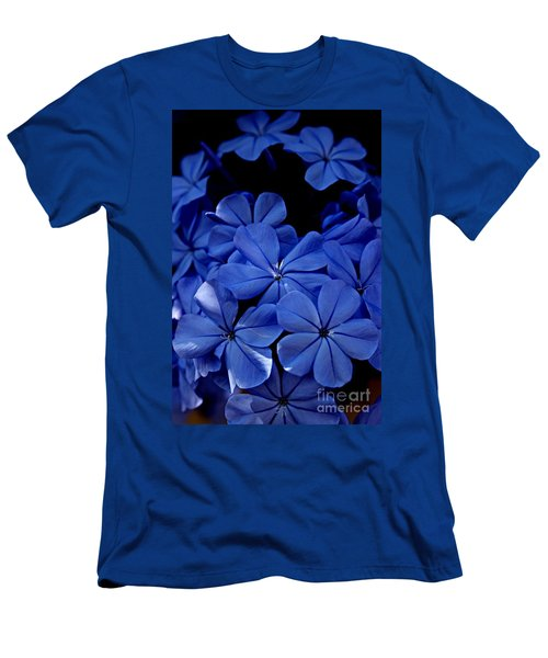 The Blues Men's T-Shirt (Slim Fit) by Clare Bevan