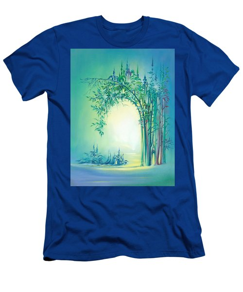 The Boundary Bush Men's T-Shirt (Athletic Fit)