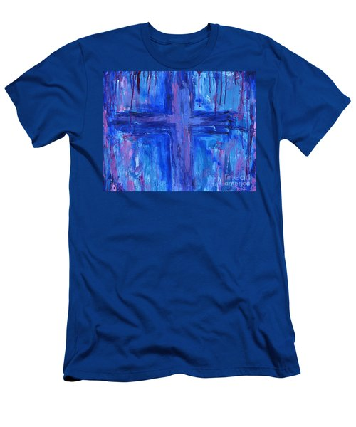 The Crossroads #2 Men's T-Shirt (Athletic Fit)