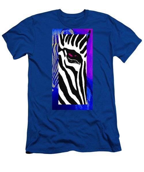Men's T-Shirt (Slim Fit) featuring the photograph The Eye Beholds by I'ina Van Lawick
