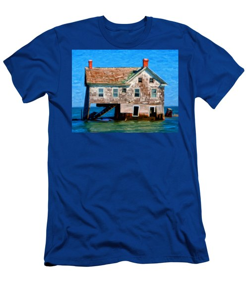 The Last House On Holland Island Men's T-Shirt (Athletic Fit)