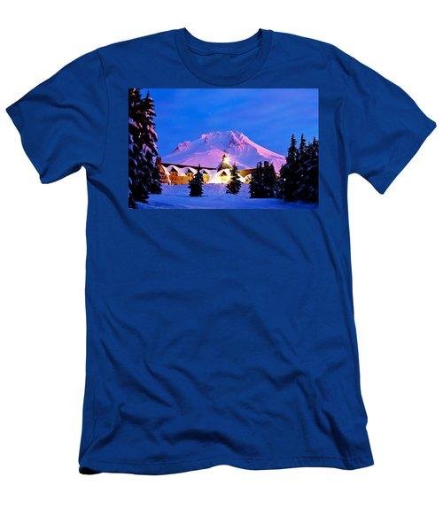 The Last Sunrise Men's T-Shirt (Slim Fit) by Darren  White