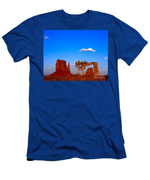 The Mittens Before Sunset Men's T-Shirt (Athletic Fit)