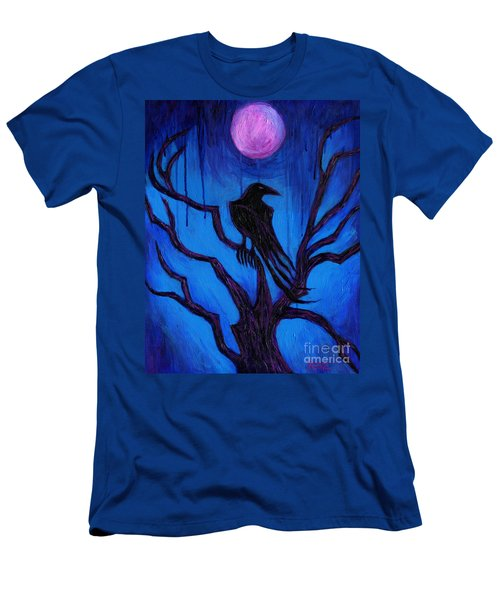 The Raven Nevermore Men's T-Shirt (Athletic Fit)