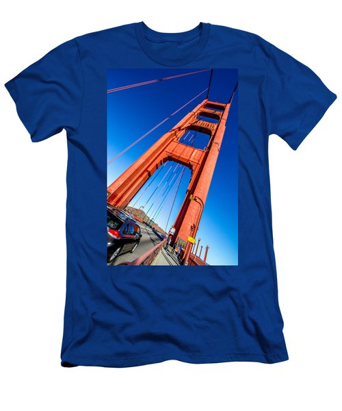 The South Tower Men's T-Shirt (Athletic Fit)