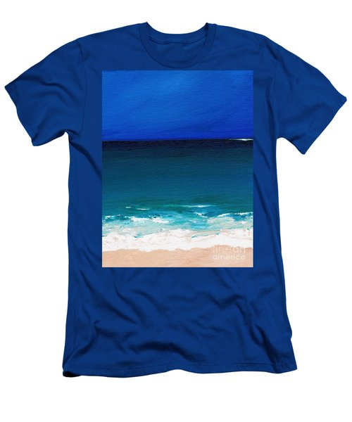 The Tide Coming In Men's T-Shirt (Athletic Fit)