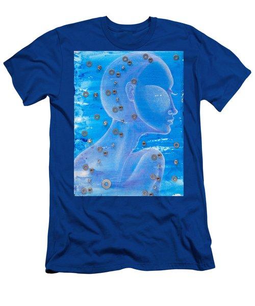 Thought Men's T-Shirt (Slim Fit) by Sheridan Furrer