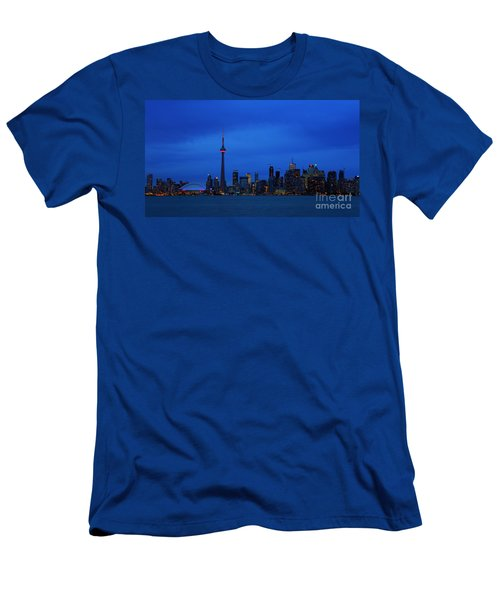 Toronto Blues... Men's T-Shirt (Athletic Fit)