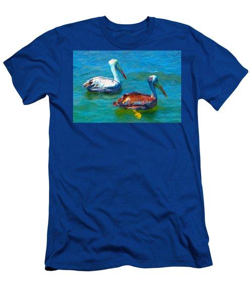 Total Focus Men's T-Shirt (Athletic Fit)