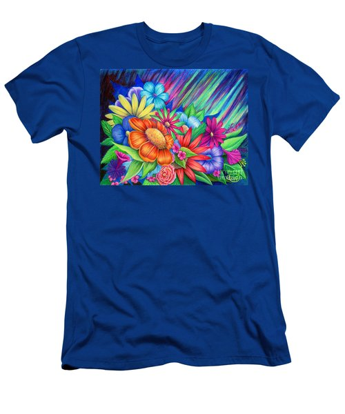 Toward The Light Men's T-Shirt (Athletic Fit)