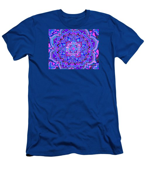 Tranquil Lotus Men's T-Shirt (Athletic Fit)