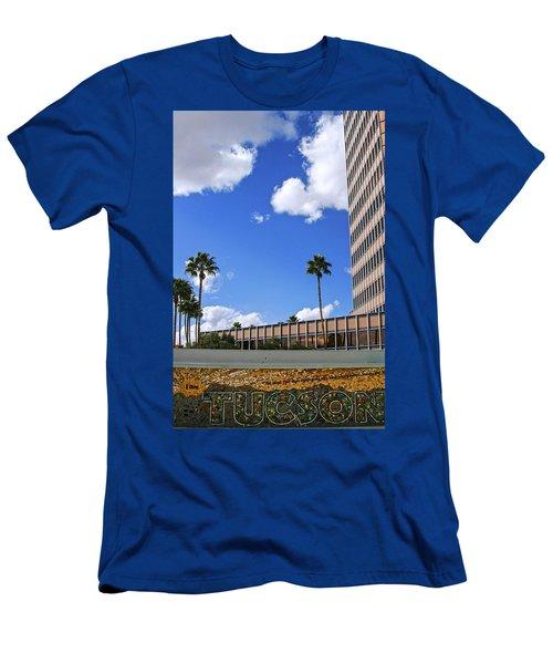 Tucson Arizona Men's T-Shirt (Athletic Fit)