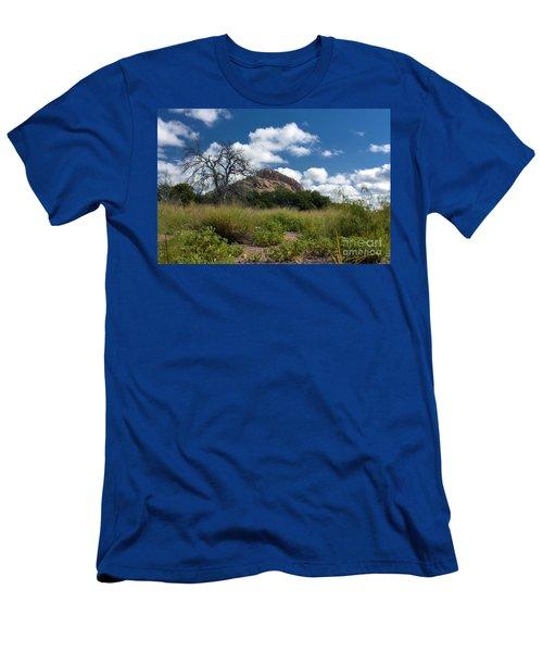 Turkey Hill Men's T-Shirt (Athletic Fit)
